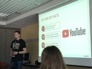 Patrick Pape YouTube Vortrag SEO Campixx